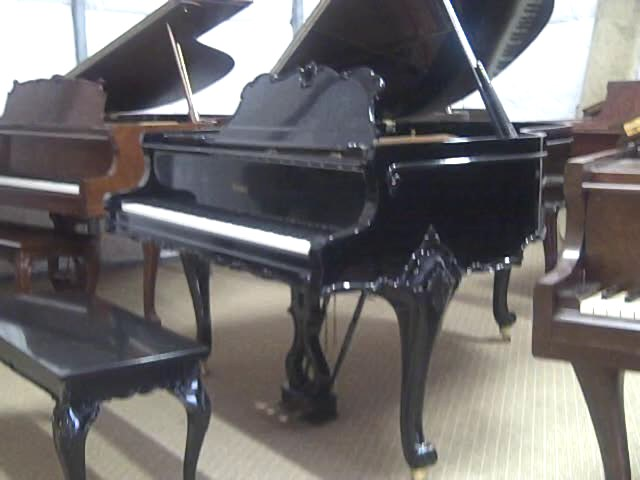 Grand Piano Showcase