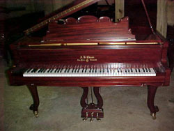 Chase Grand Piano