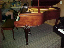 Haines Brothers Grand Piano