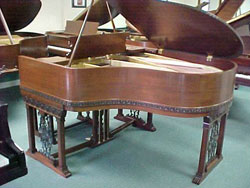 Marshall and Wendall Grand Piano