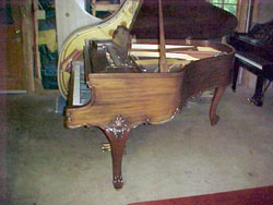 Welte Mignon Baby Grand Piano